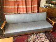 Klapp-Couch aus den 60ern