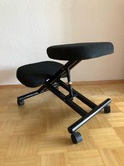 Kniehocker Kniestuhl Bürostuhl ergonomisch