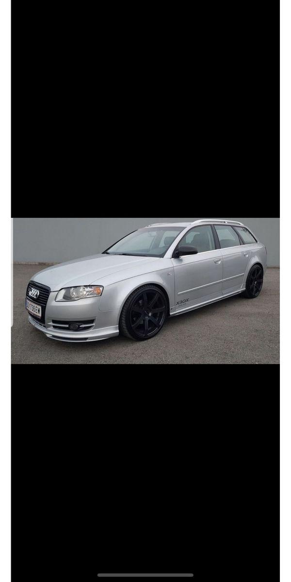 Audi A4 sline 2 0
