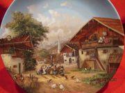Seltmann Weiden Wandteller von Christian