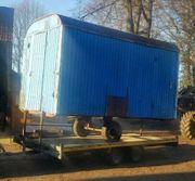 Wohnwagen Bauwagenentsorgung