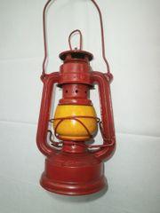 Verkaufe alte Sturmlampe Petroleumlampe