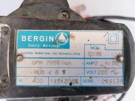Bergin Rotation Schleifmaschine: Kleinanzeigen aus Thüringen - Rubrik Produktionsmaschinen