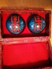 Chinesische Klangkugeln