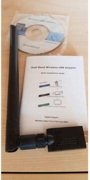 Dual Band Wireless Adapter