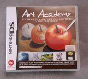 Nintendo DS Spiel Art Academy