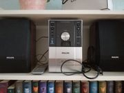 Philips Stereoanlage