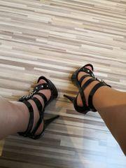 pleaser high heels neu