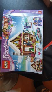 Lego Friends Charlet im Wintersport