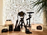 Canon EOS 700D Set für