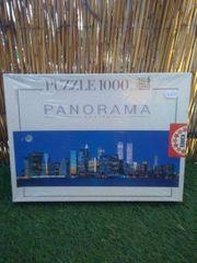 1000teiliges Panorama Puzzle