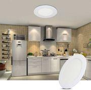 5x12W Rund LED Panel LED