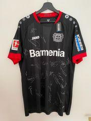 Signiertes Bayern 04 Leverkusen Trikot