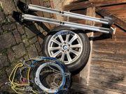 PACKAGE Kompletträder mit Ketten und
