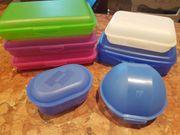 7 Brotzeitboxen Lunchbox Brotzeitbehälter Boxen