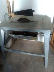 Alko Bau Tischkreissäge