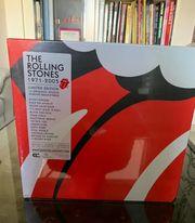 THE ROLLING STONES LP BOX