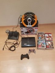 ps3 slim 500 mit controlle
