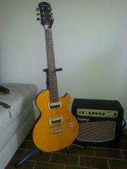 Gitarrenset AMP