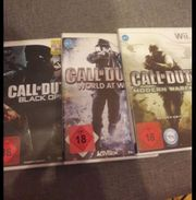 3x Call of Duty Spiele