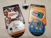 PS2 EyeToy Kamera