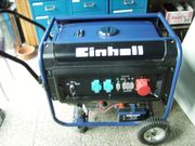 Stromerzeuger mit Elektrostart