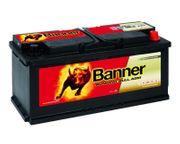 Banner AGM Batterie Running Bull