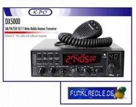 CB, Amateurfunk - CB Amateurfunk KPO DX 5000