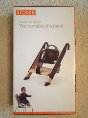 STOKKE HandySitt Stuhl-Sitzerhöhung Sitzkissen Tragetasche