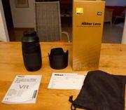 Nikon AF-S NIKKOR 70-300 mm