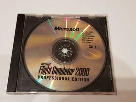 PC Gaming Sonstiges - Microsoft Flight Simulator 2000 Professional