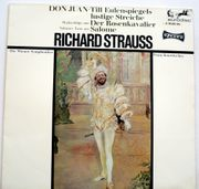Schallplatte Franz Konwitschny - Richard Strauss