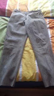 Lange Herren Trachten Lederhose der
