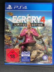 PS4 Far Cry4 Limited Edition