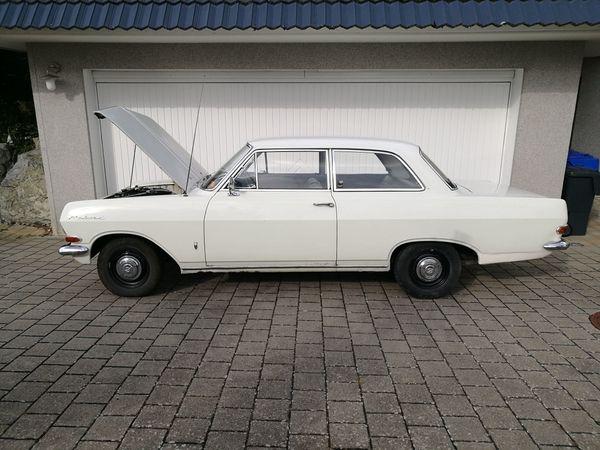 Opel Rekord 1700 A EZ