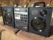 Panasonic Tragbare Boom-Box National FM-AM
