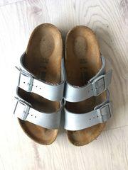 Birkenstock Sandalen Hausschuhe 36 gebraucht