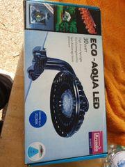 Eco Aqua LED Lampe NEU