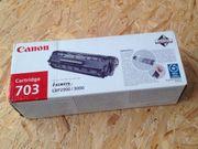 Canon 703 Tonerpatrone Schwarz - 1er-Pack
