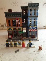 Lego Detektiv Büro 10246