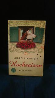 Jörg Maurer Hochsaison Alpenkrimi
