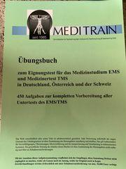 EMS und TMS Übungsbuch Medizinertest