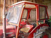 Traktorkabine