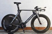 Scott Plasma Premium 3 Triathlonrad