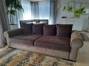 Bigsofa Sofa mit Bettkasten Schlaffunktion