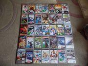 Verkaufe PSP Spielen Verkaufe PSP