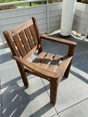 Gartengarnitur Tisch Stühle