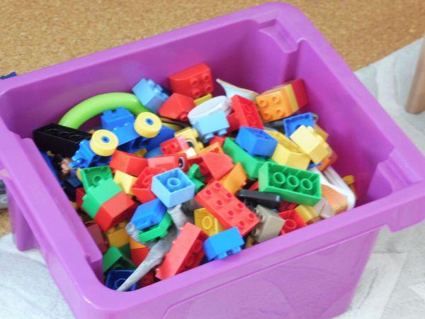 Lego Duplo in Box