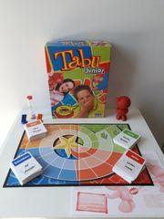 Tabu Junior Gesellschaftsspiel