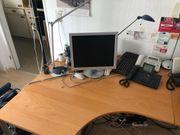 Schreibtisch - ein U -formend